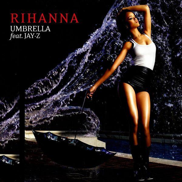 Rihanna 7th single Umbrella Featuring Jay Z Rihanna