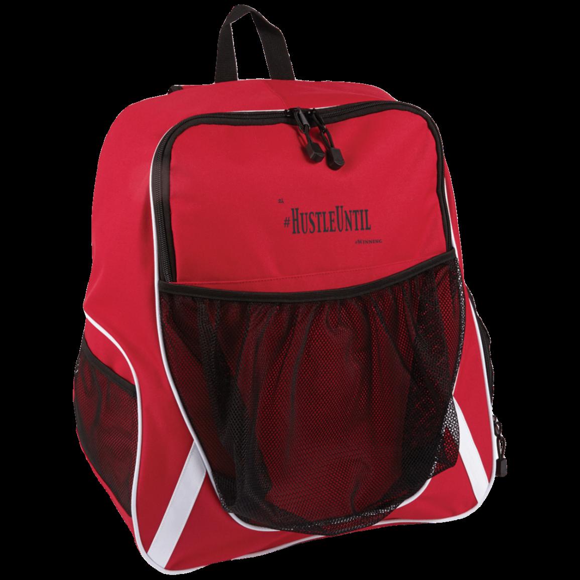 Hustle Until Team 365 Equipment Bag Products Backpack Bags Bags Backpacks