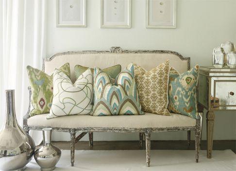So Light Beautiful Pillows Pillows Contemporary Pillows