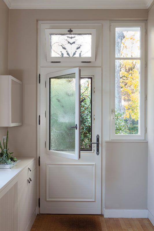 Pingl par avantages habitat sur une porte d 39 entree pour - Cuisine cachee par des portes ...
