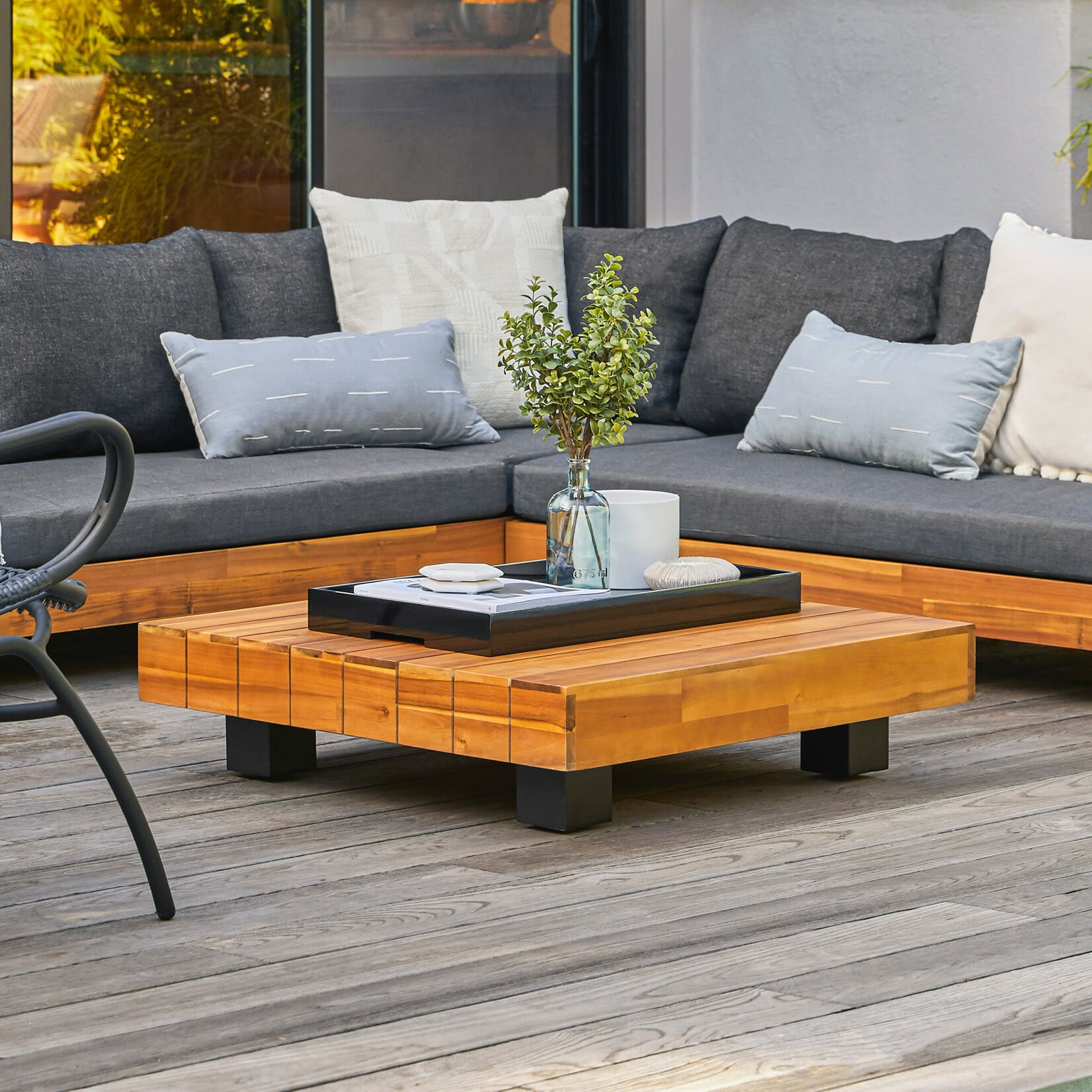 Lubek Tuscan Brown Coffee Table Outdoor Coffee Tables Beautiful Houses Interior Coffee Table Inspiration [ 1650 x 1650 Pixel ]