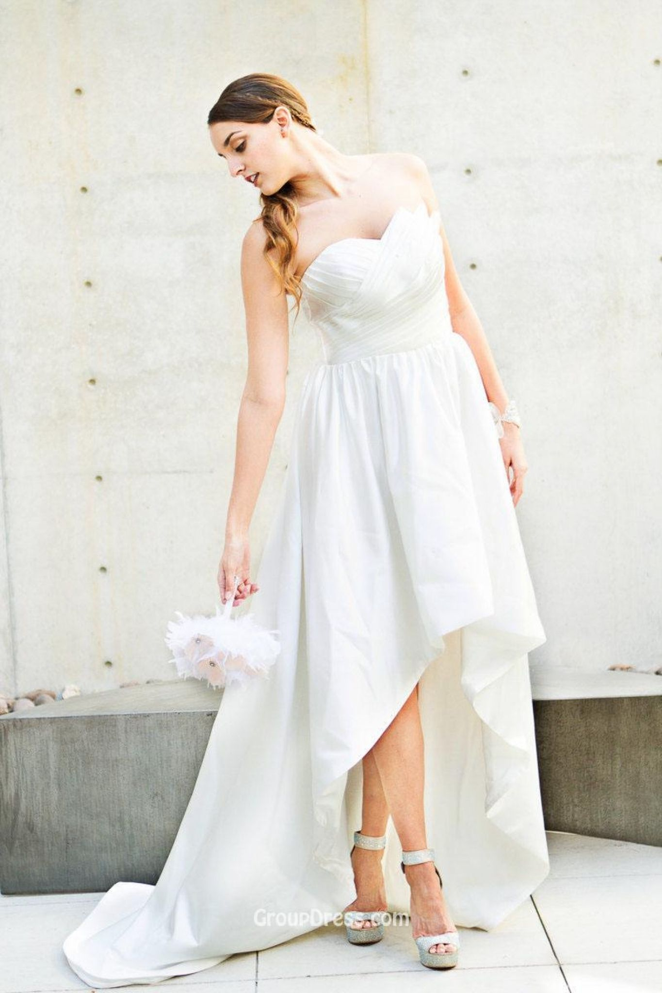 casual fall wedding dresses  best wedding dress for pear shaped