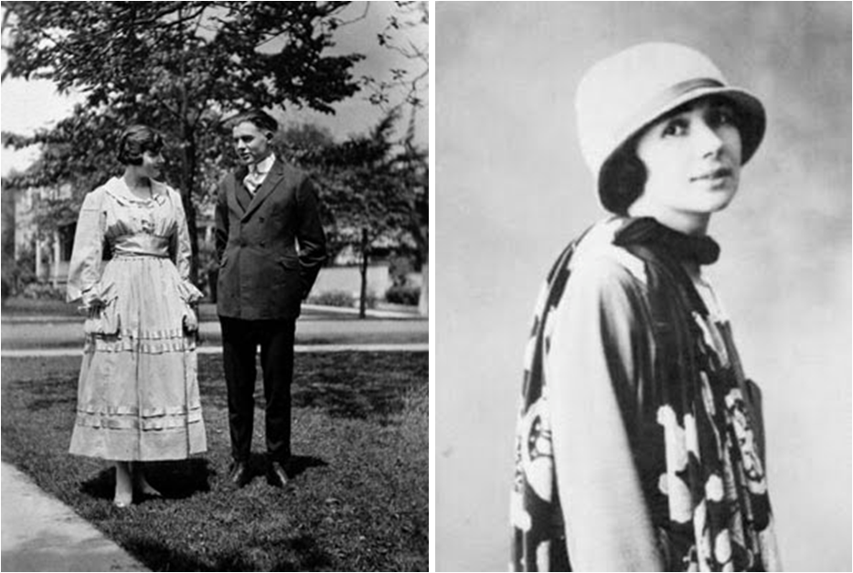 Roaring Twenties Fashion Paris Without End Books