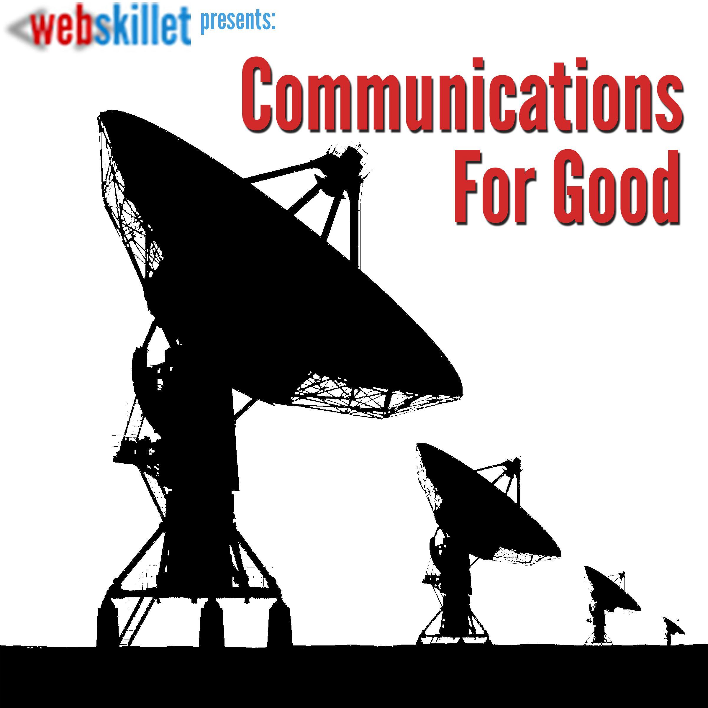 Webskillet hosts a monthly for good