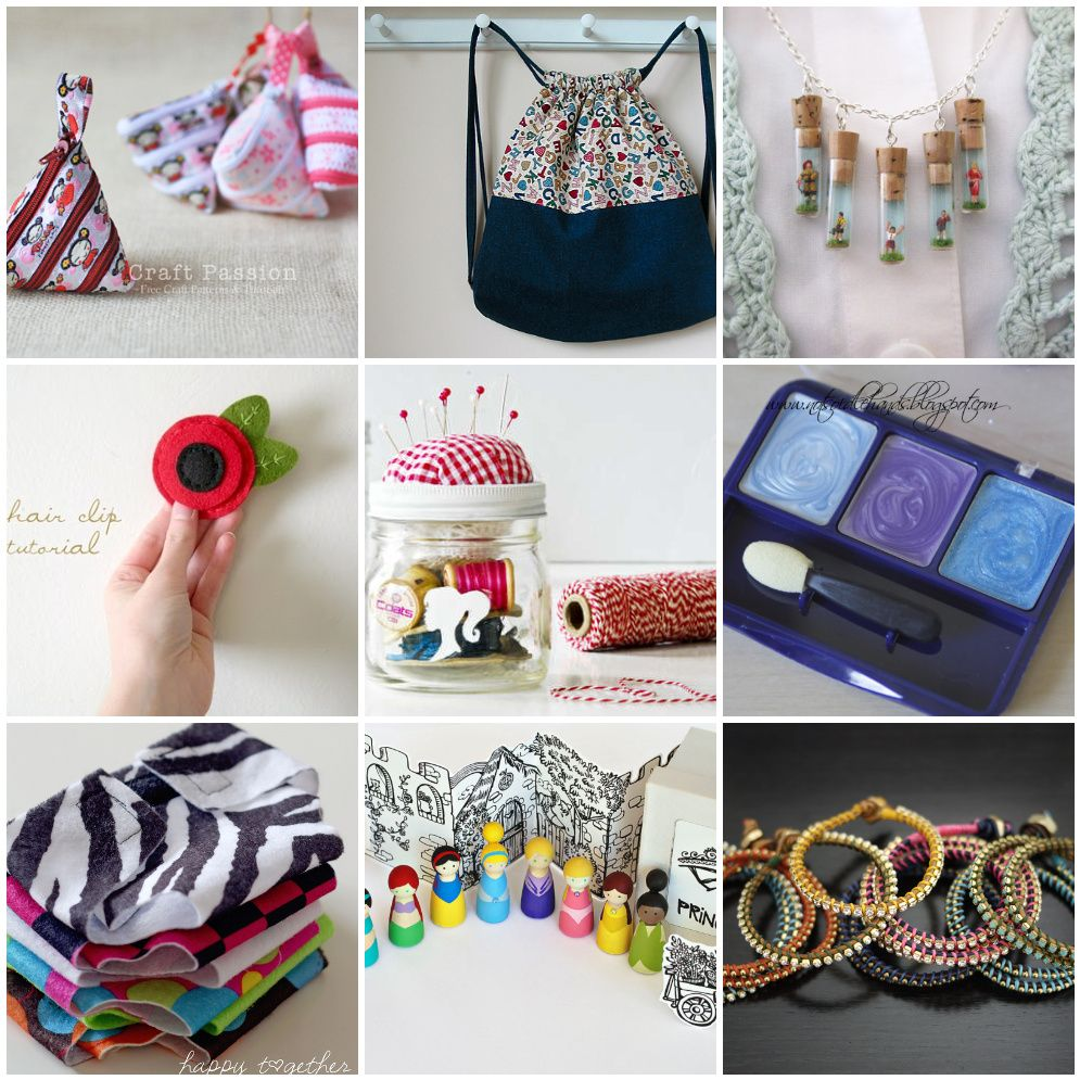 10 DIY Handmade Stocking Stuffers for Girls | The New Home Ec ...