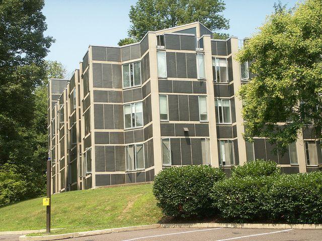 Lovely NCMH Louis Kahn #1960 U2013 The Erdman Hall Dormitories, Bryn Mawr College,  Morris