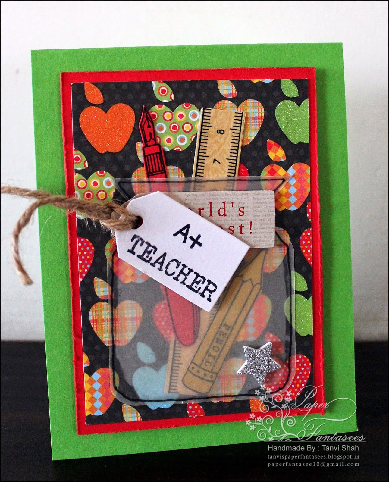 teachers day cards  crafts craft blog cards