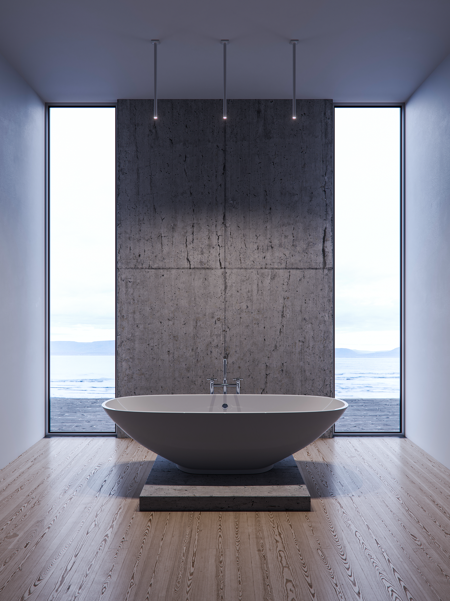 We Show You Some Of The Most Wonderful Bathtubs With Bold Designs
