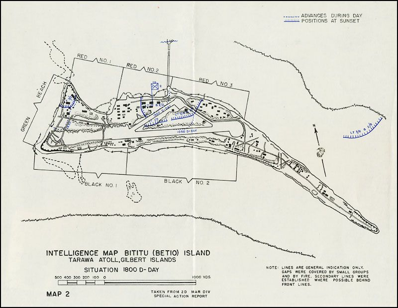 OP GALVANIC Battle of Tarawa was a battle in the Pacific Theater