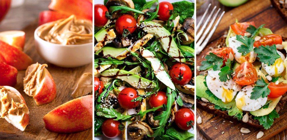Die besten Gerichte zum Abnehmen: Diese Rezepte sind schnell gemacht ...