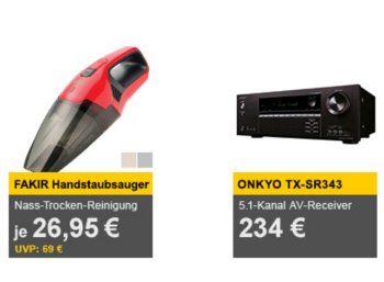 Allyouneed: Handstaubsauger Fakir AS 1072 NT für 26,95 Euro frei Haus https://www.discountfan.de/artikel/technik_und_haushalt/allyouneed-handstaubsauger-fakir-as-1072-nt-fuer-2695-euro-frei-haus.php Die Online-Bewertungen fallen positiv aus, der Preis von 26,95 Euro mit Versand ist unschlagbar: Bei Allyouneed ist der Handstaubsauger Fakir AS 1072 NT noch bis Mittwoch vormittag zum Schnäppchenpreis zu haben. Allyouneed: Handstaubsauger Fakir AS 1072 NT für 26,95 Euro frei