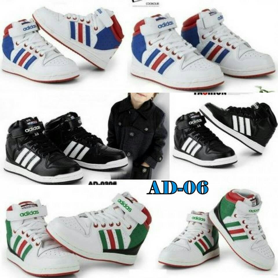 [PREORDER Adidas IMPORT] KODE AD06 (Black,Blue,Green
