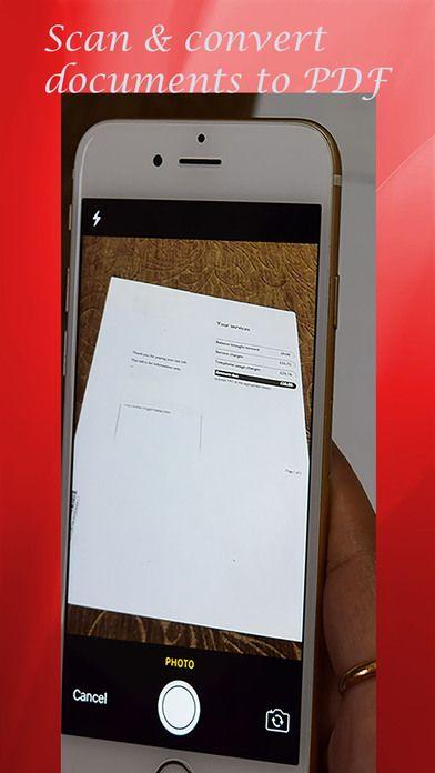 PDF Scanner Doc scanner app Scanner app, App, Mac app