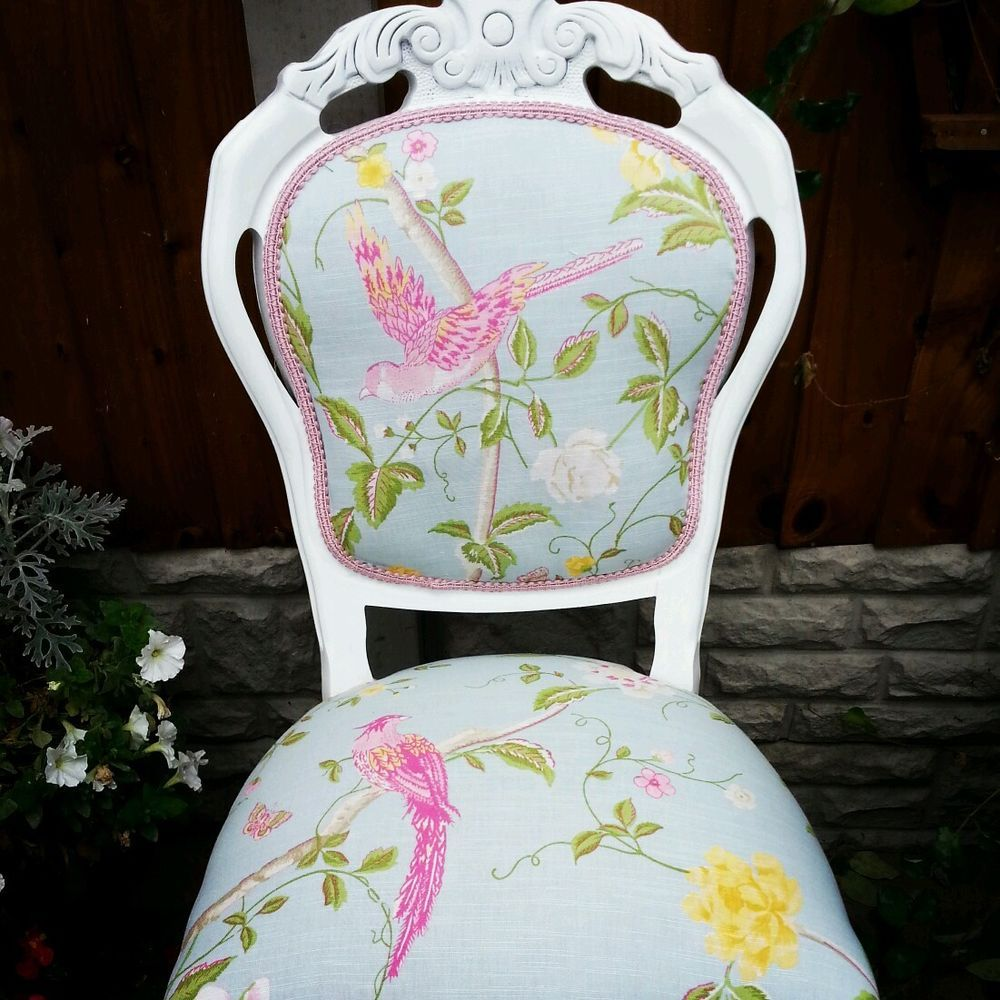 Laura Ashley Summer Palace Boudoir Chair In Home Furniture DIY Chairs