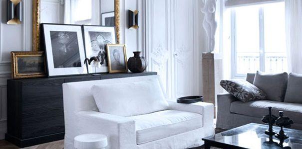 Interieur kunst  Binnenkijken: Klassiek interieur met moderne kunst | Home decor ...