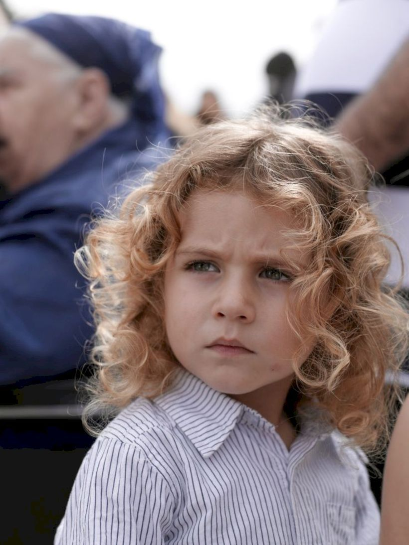 Gorgeous 39 Charming Baby Boys Hairstyle With Long Hair Http Upoutfit Com Index Php 2019 03 06 39 Charming Boys Long Hairstyles Boys Haircuts Boy Hairstyles