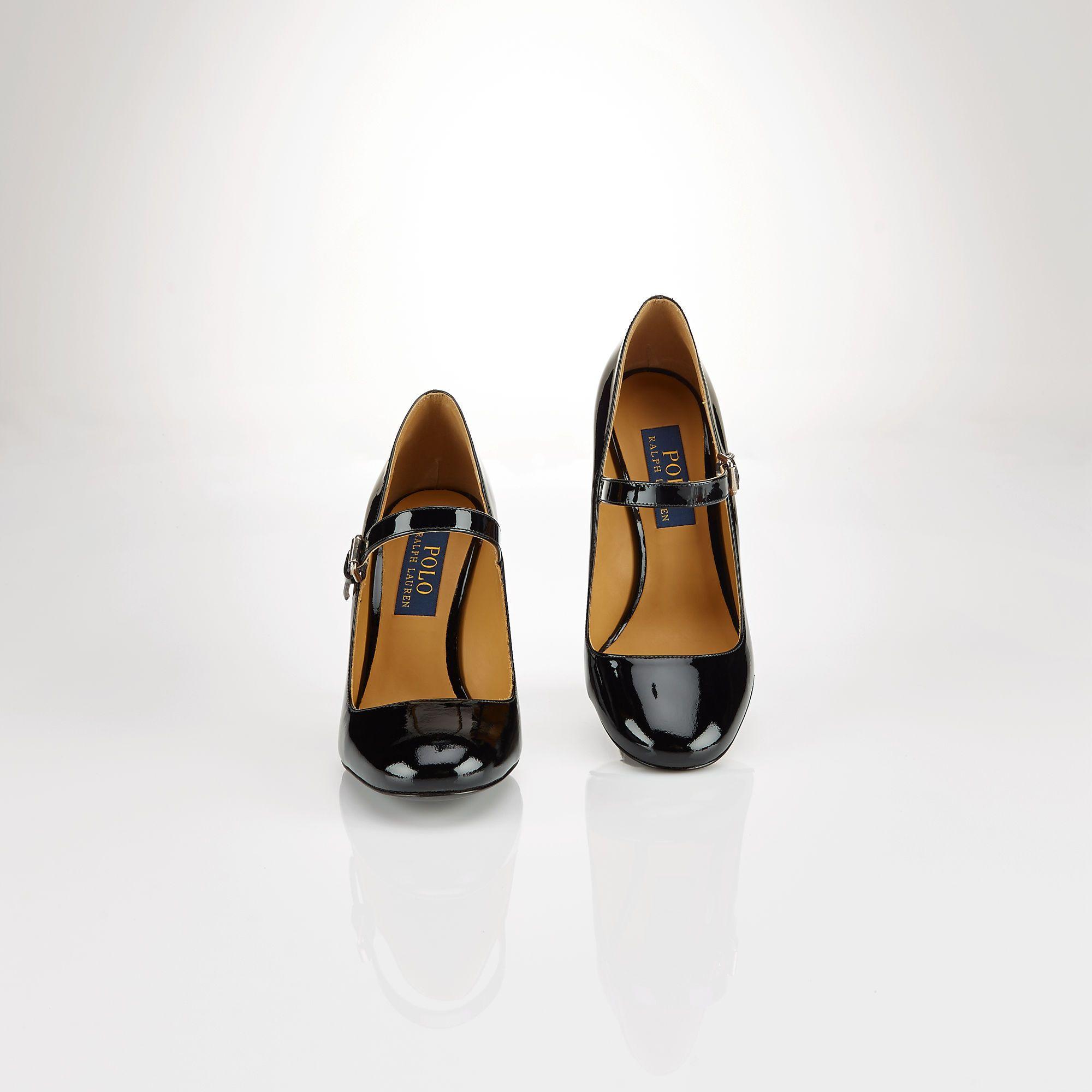 Enhanced Zoom - Mary Jane aus Lackleder