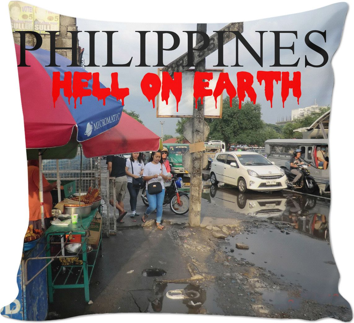 Pin on PHILIPPINES Hell on Earth