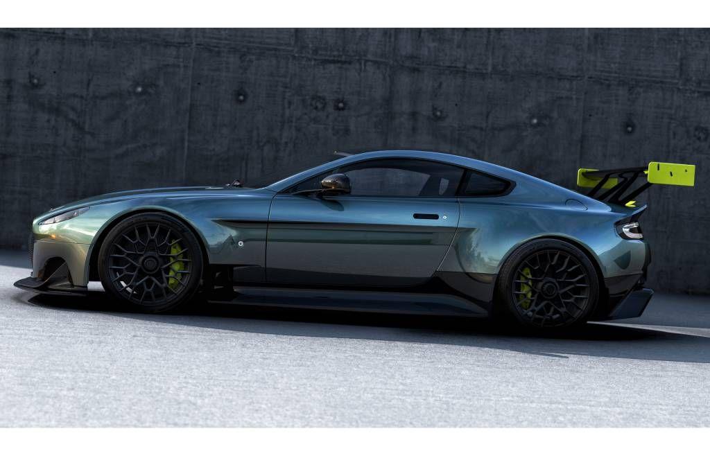 Aston Martin Vantage AMR Pro Concept (2017) Track only car | Aston ...