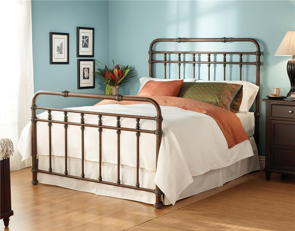 Best Iron Beds Queen Complete Laredo Headboard And Footboard 640 x 480