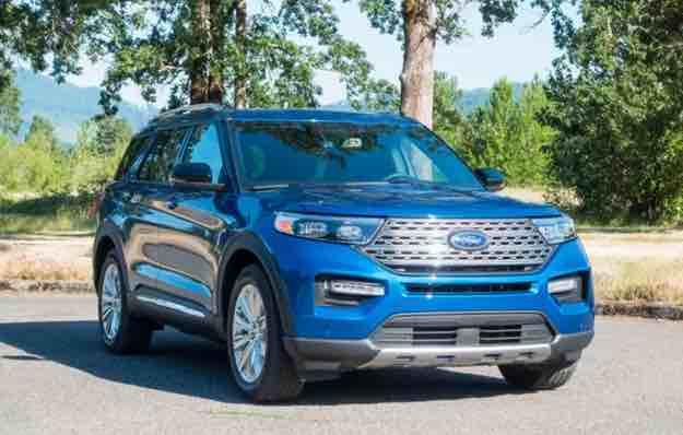 2020 Ford Explorer Hybrid Cost 2020 Ford Explorer Ford Explorer