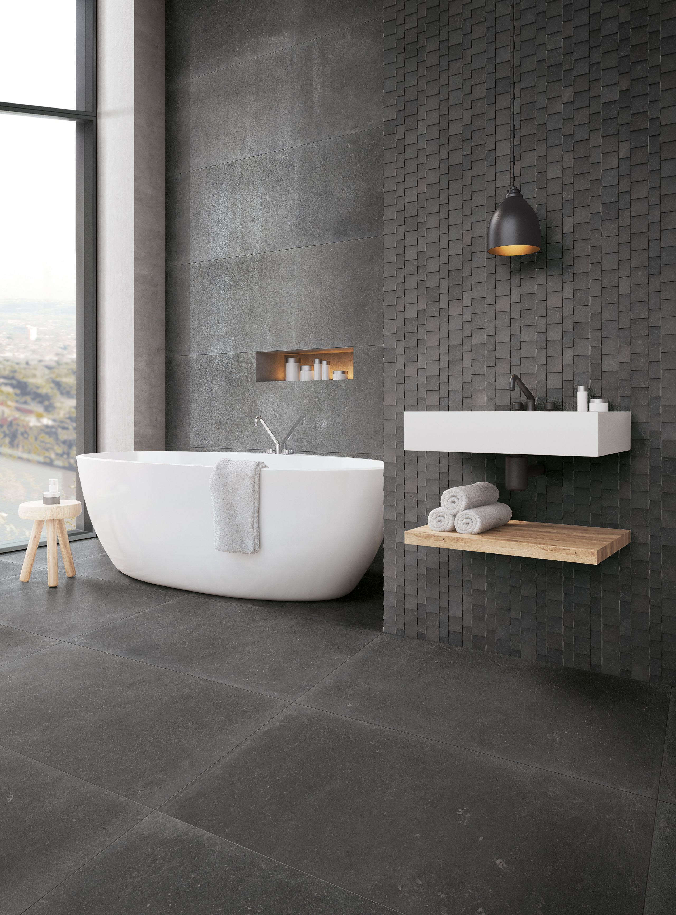 Photo of 12 bathroom floor tile ideas