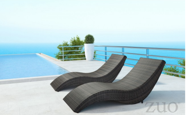 Chaise Lounge Chairs Pool Furniture Lounge Chair Outdoor Commercial Outdoor Furniture Modern Outdoor Furniture