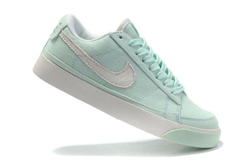 Nike Blazers Bottes Basses Travestissement