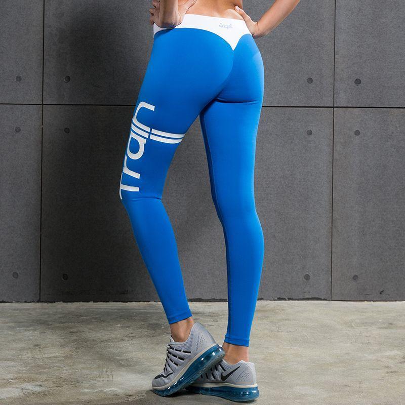 1984057048f Women Leggings Yoga Pants Push Up Pants Sexy Hips Fitness Running Leggings  Quick Dry Elastic XL Trousers