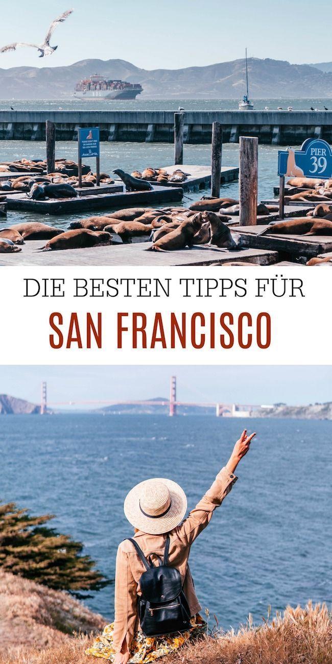 Die besten San Francisco Sehenswürdigkeiten & Insidertipps #aroundtheworldtrips