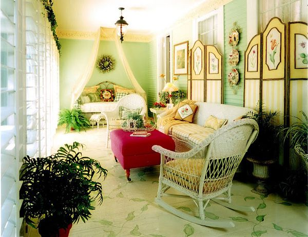 Small Enclosed Porch Decorating Ideas | Enclosed Porch Design Ideas & Small Enclosed Porch Decorating Ideas | Enclosed Porch Design Ideas ...