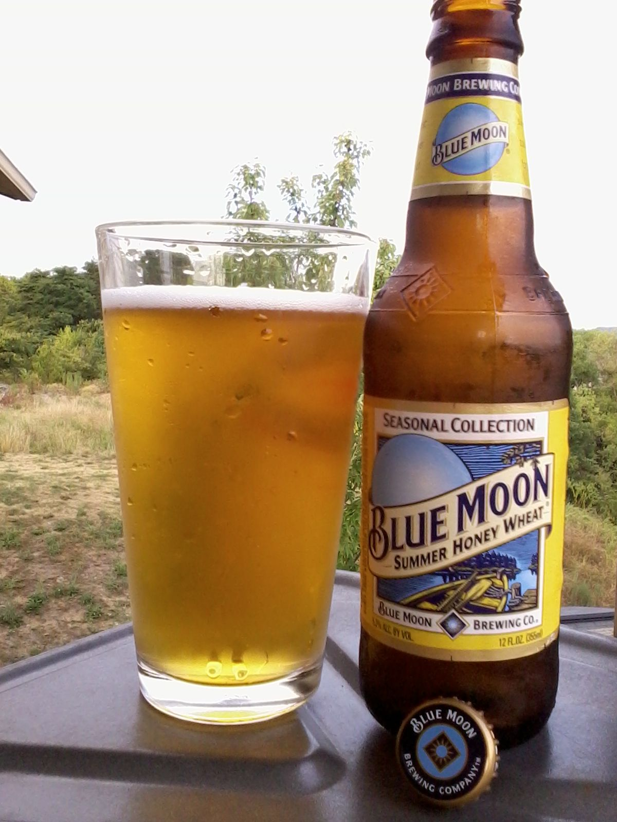 Not Saying Blue Moon Is My Favorite Beer But Firstborn S Middle Name