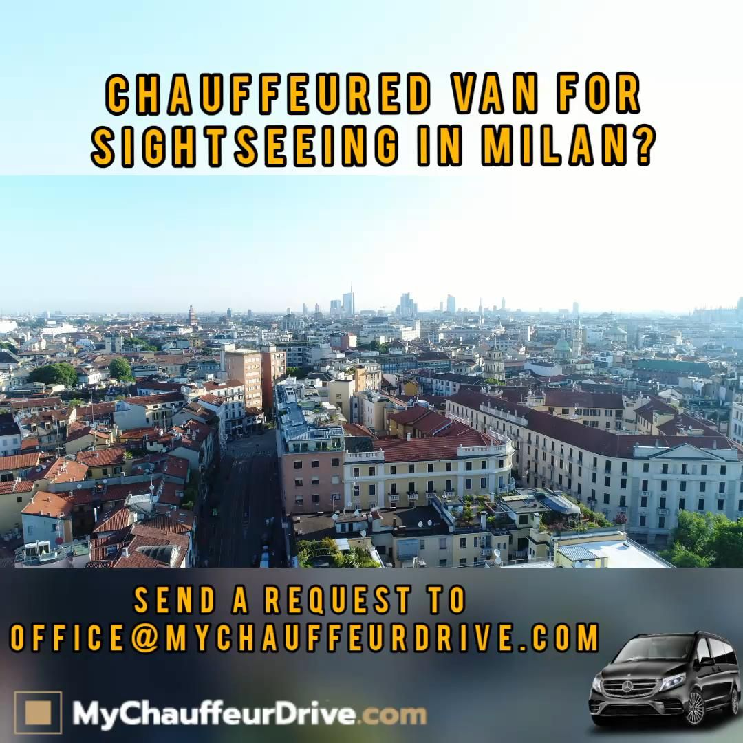 Milan is already waiting for tourists and MyChauffeurDrive can arrange the best Sightseeing Tour for your group at most affordable cost for your budget! Contact us via Direct Message or via email office@mychauffeurdrive.com for details! #milano #bloggermilano #milanblogger #travelmilan #milanitaly #milanogoals #milano🇮🇹 #mailand #milano_bestphoto #wanderlustitaly #duomocathedral #duomomilano #beautifulitaly #italianarchitecture #milano_in #milanodavedere#milanodaclick#visitmilano#milancity