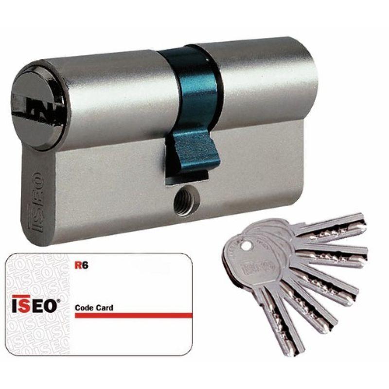 Cylindre Is R6 Cle Reversible 30x50 Laiton Nickele 880930509 5 Cylindre Serrure Fichet Et Serrure Porte