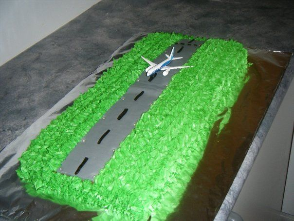 Runway Cake Party Time Cake Planes Cake Party Cakes