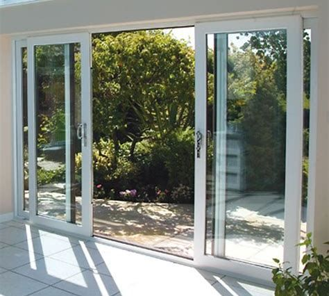 Sliding Glass Doors And Windows Are Visually Pleasing Since They Allow Additional Light Into The French Doors Exterior Sliding Doors Exterior Glass Doors Patio