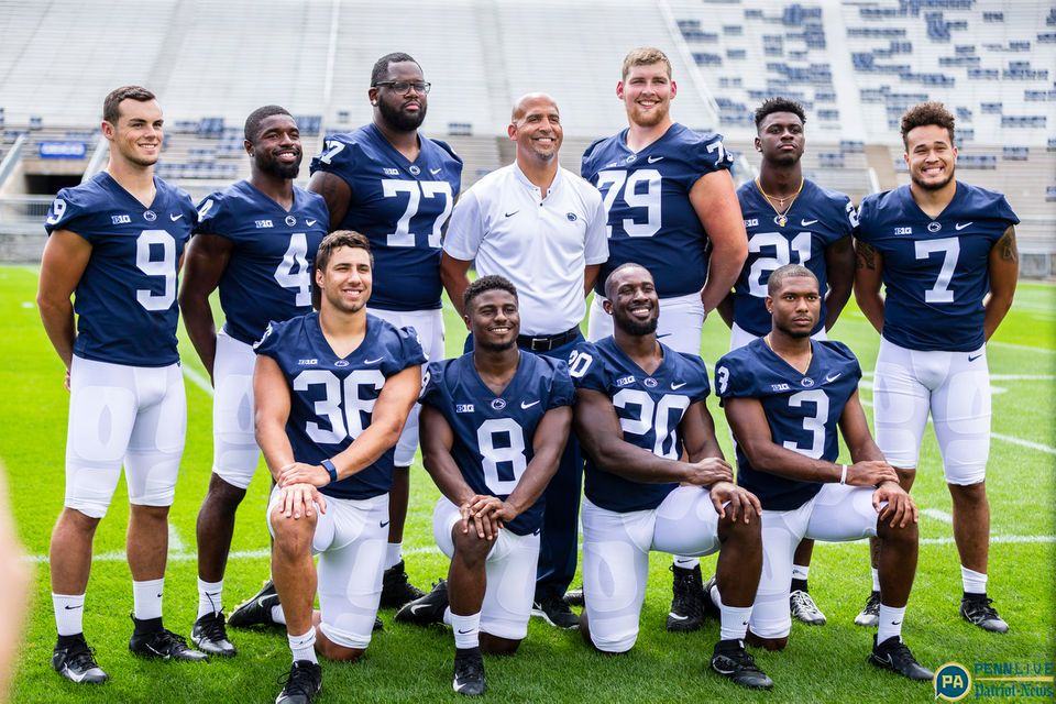 Penn State has Big Ten East's 'most favorable schedule