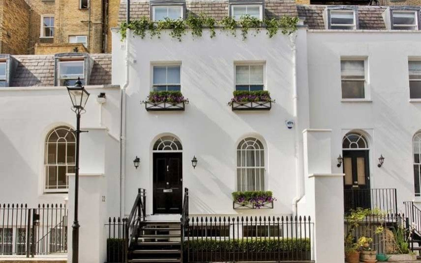 Mews houses to make you purr - Telegraph