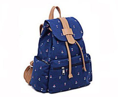 Fresh Polka Dot Canvas Backpacks only $39.99