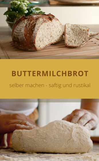 Photo of The buttermilk bread is easy to bake, looks great and tastes great. There…