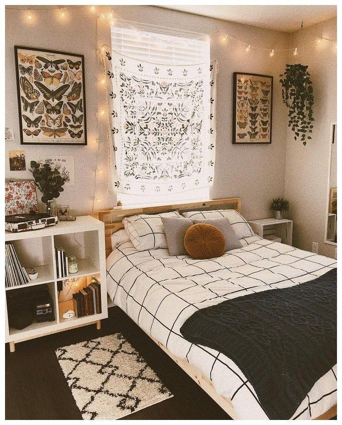 30 Best Small Bedroom Ideas To Get Maximize Limited Space Decoration Chambre Cocooning Decoration Petite Chambre Idee Deco Chambre