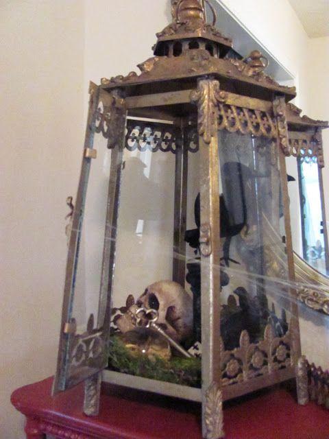Ways To Decorate With Skulls Skeletons Halloween ...