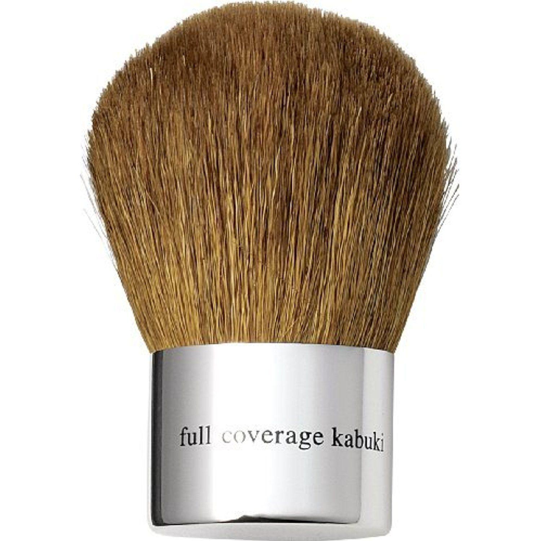 Beauty Blender Or Brush For Full Coverage: Full Coverage Kabuki Brush For