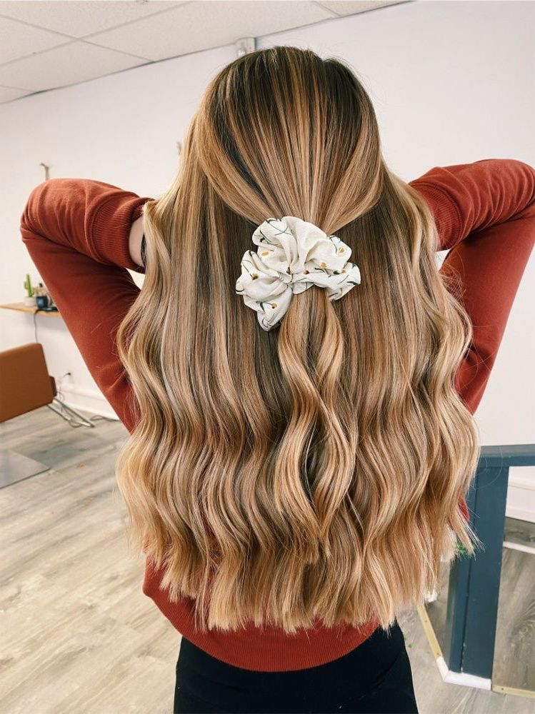 Huge 2020 Hairstyle List The 9 Hottest Trends To Be Obsessed With Ecemella Hair Easy Hairstyles For Long Hair Hair Styles