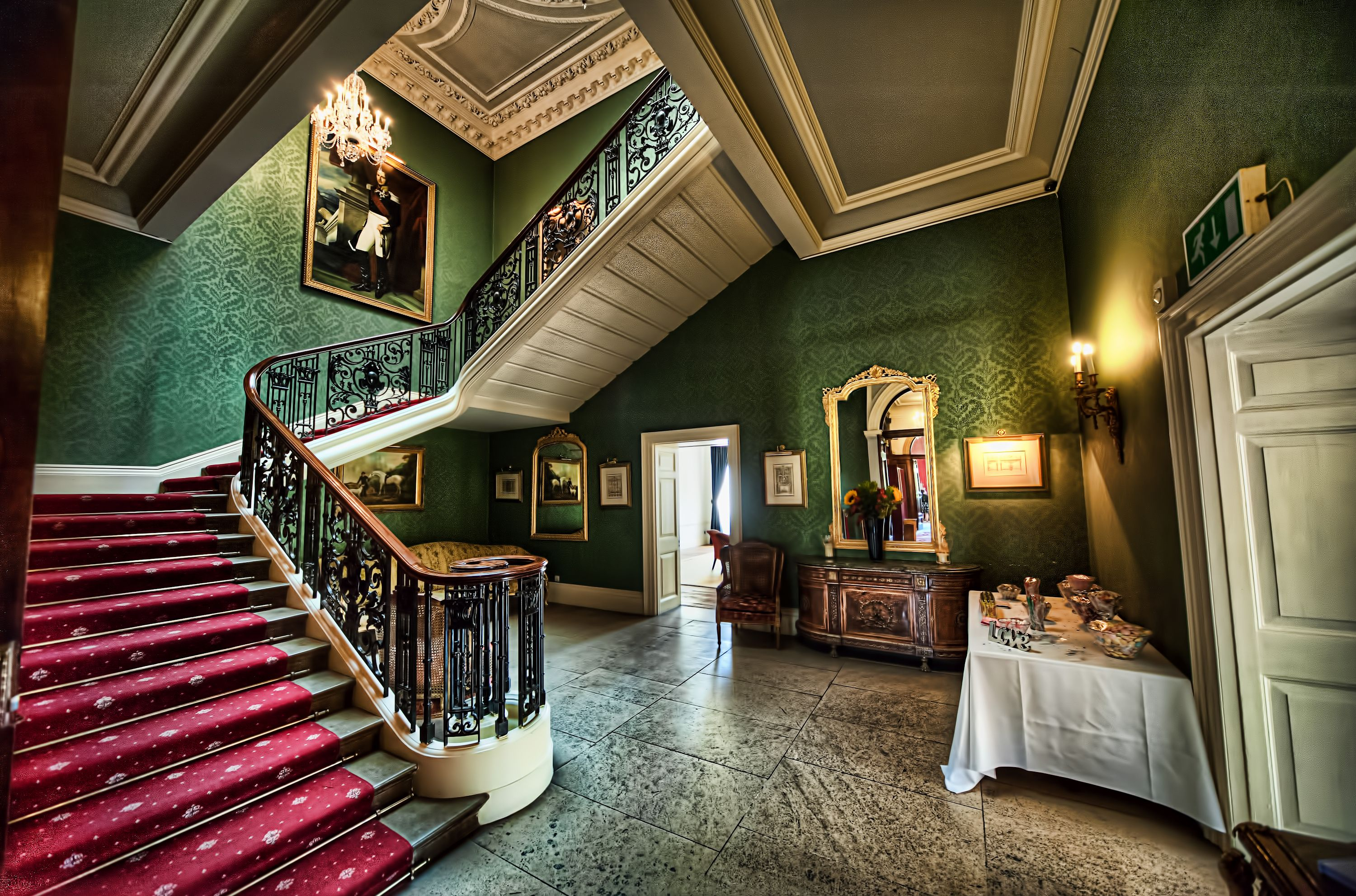 Old Manor House Interior | Inside Addington Palace