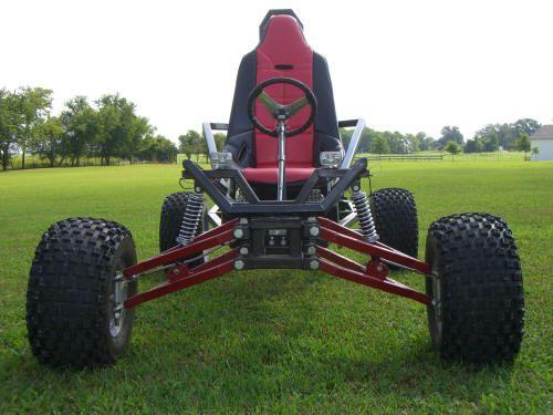 arachnid full suspension go kart plans by spidercarts. Black Bedroom Furniture Sets. Home Design Ideas