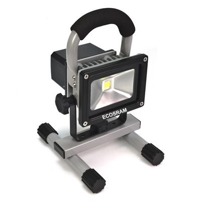 Rechargeable Led Flood Light High Quality 5w 10w With 2h 3h 6h Emergency Working Time Www Griled Com Led Work Light Led Light Bars Led Flood Lights