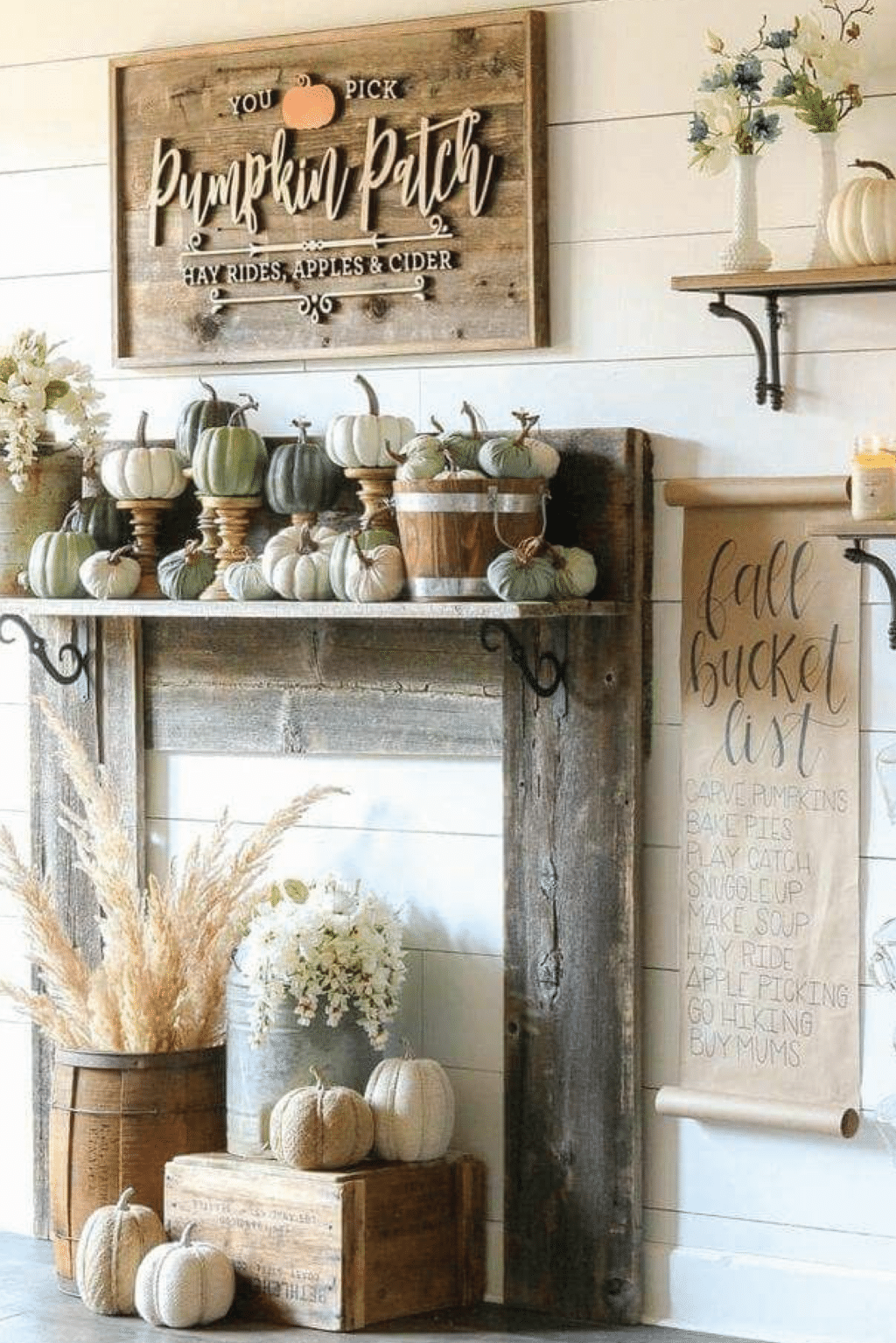 Photo of Die beste Bauernhaus Herbst Inspiration | Home Sweet Farm Home