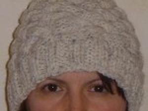 modele tricot bonnet adulte gratuit
