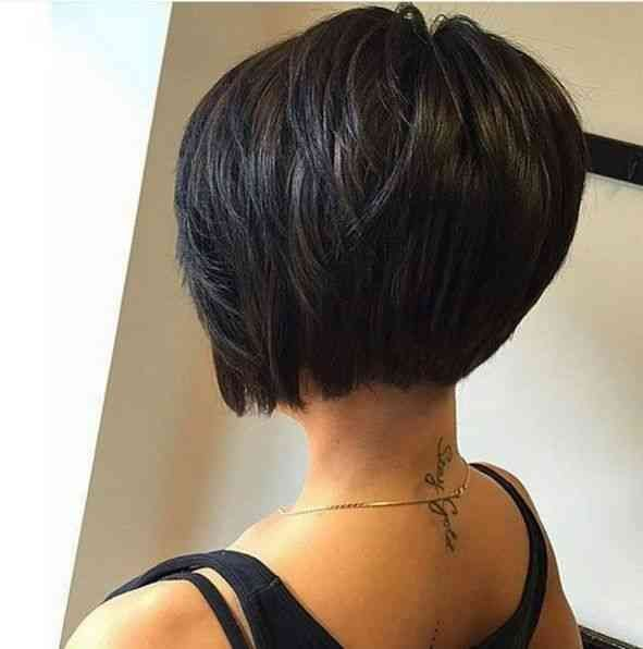 36 Funky Ideen Of Bob Frisuren Hinterkopf Kurz Frisuren
